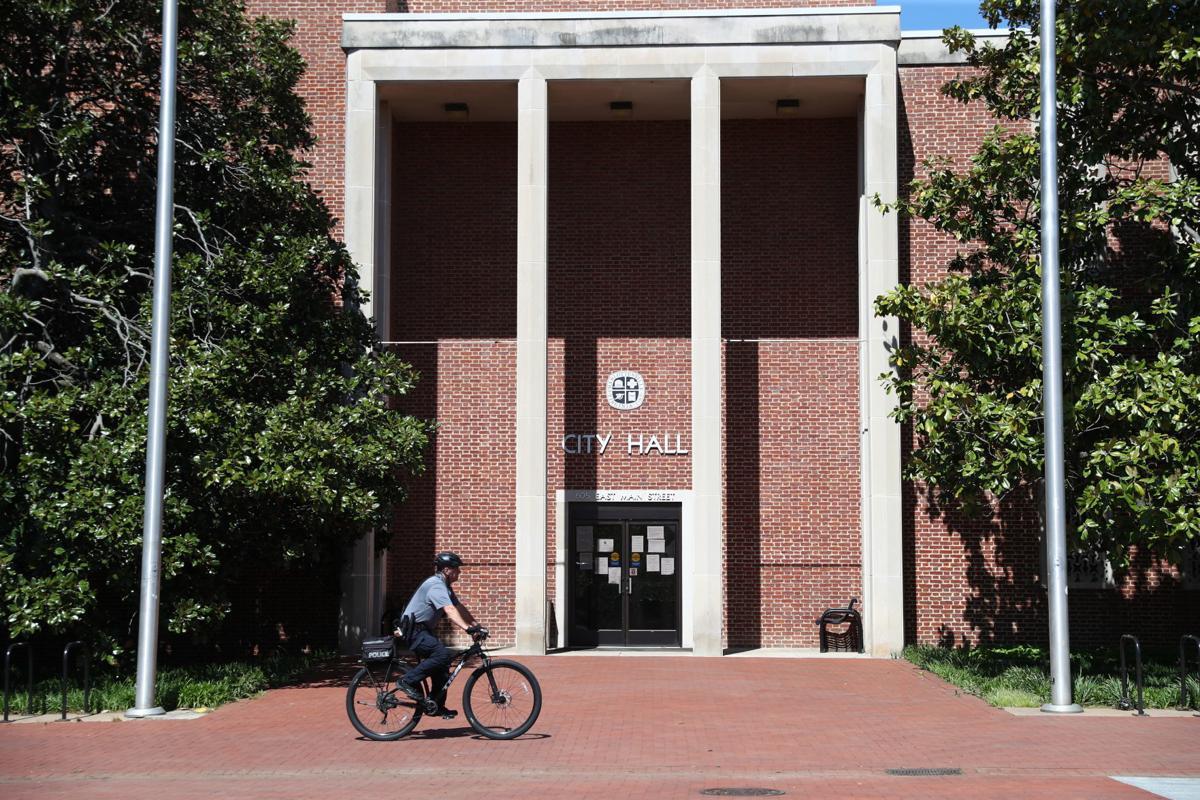 Charlottesville City Hall