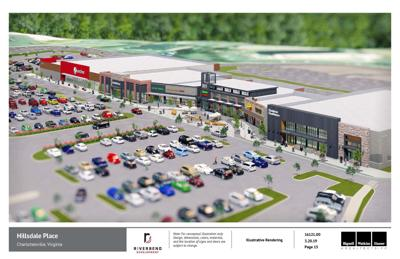 Hillsdale Place rendering