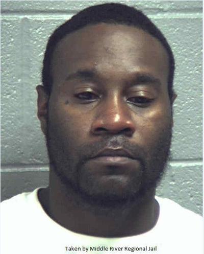 Suspect arrested after assaulting Staunton police officer
