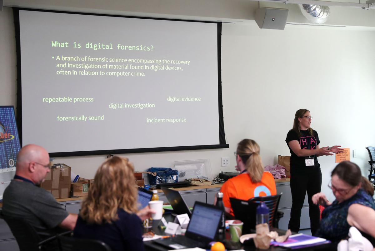 UVa bootcamp aims to increase IT training for teachers | UVa