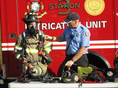 Volunteer fire departments struggle to stay staffed