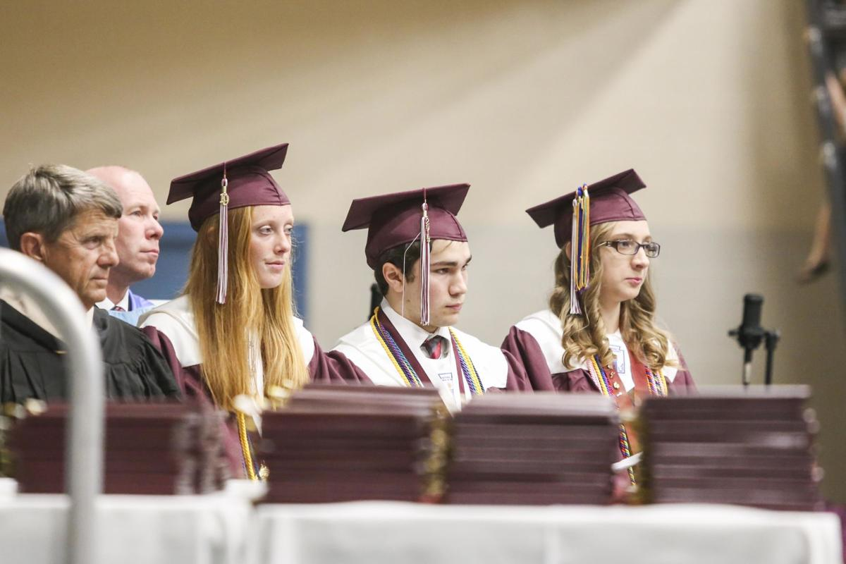 Stuarts Draft High grads encouraged to 'fly with the eagles'