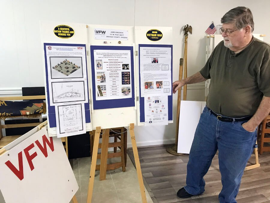 J-VFW Post 2217 open house preview