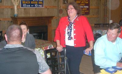 Carolyn Bragg officially kicks off clerk campaign | News