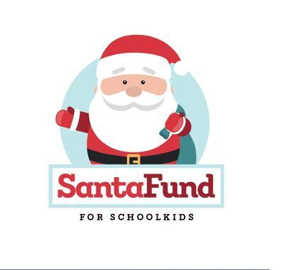 Santa Fund logo 2019-20