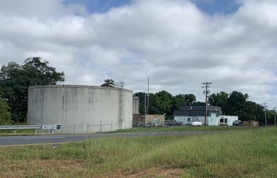 RSA water treatment plant