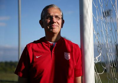 1b57a7a74f3 Charlottesville s Tom Perrin helps U.S. men s national soccer team keep its  cool