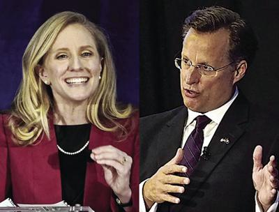 Election 2018: Dave Brat and Abigail Spanberger