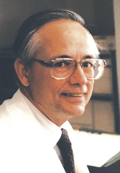 Teates, Dr. Charles David