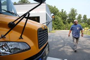 ACPS to offer $2,500 bonus to bus drivers, school nurses amid staffing shortage