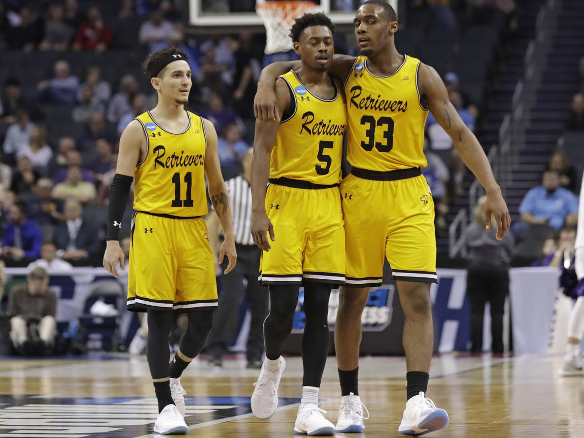 Top pics from Sunday's NCAA action: No. 16 UMBC ousted; Syracuse, Texas A&M, Nevada, Florida State pull upsets