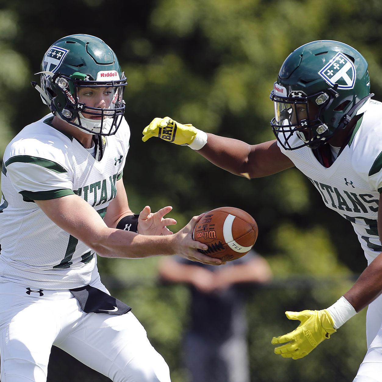 Montigo Moss >> Prep Football Preview Trinity Episcopal At Fork Union