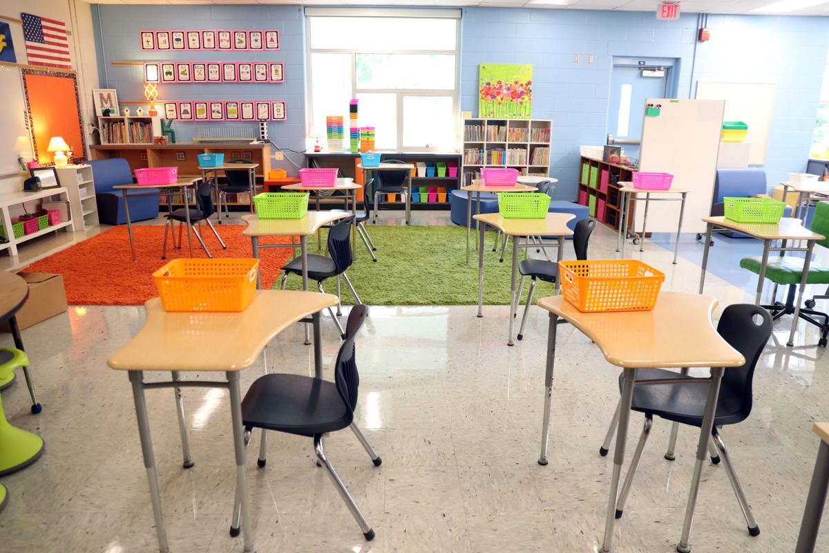 Learning desks