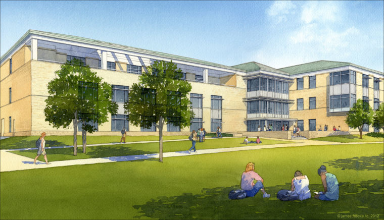 Mary Baldwin College breaks ground for new health sciences campus