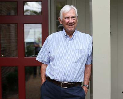 Former Virginia athletic director Gene Corrigan dies at 91