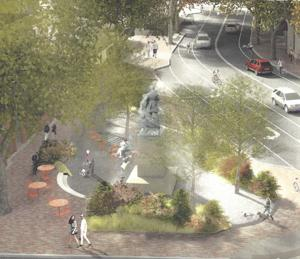 CT: West Main Streetscape plans presented to design panel