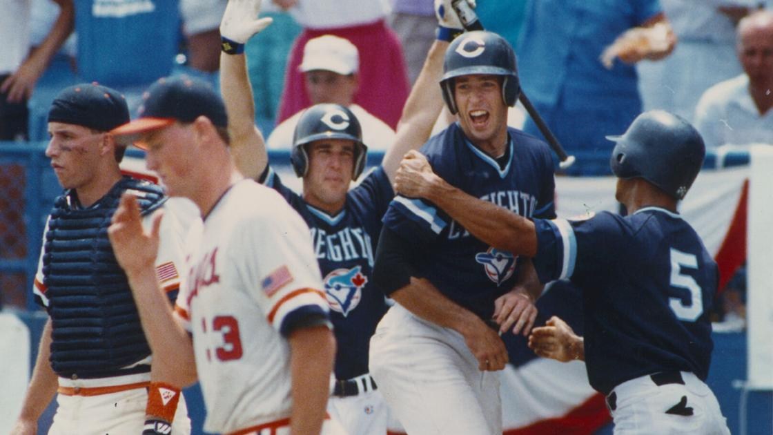 Brian O'Connor, Creighton celebrate 30-year anniversary of 1991 CWS team