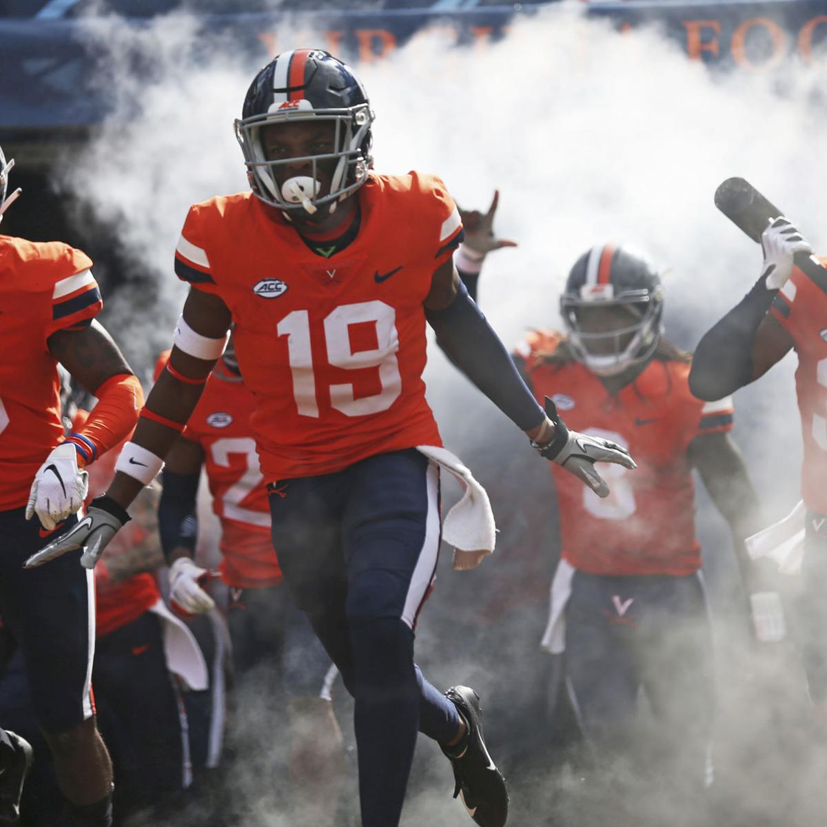 Virginia Football Team Nationally Ranked For The First Time