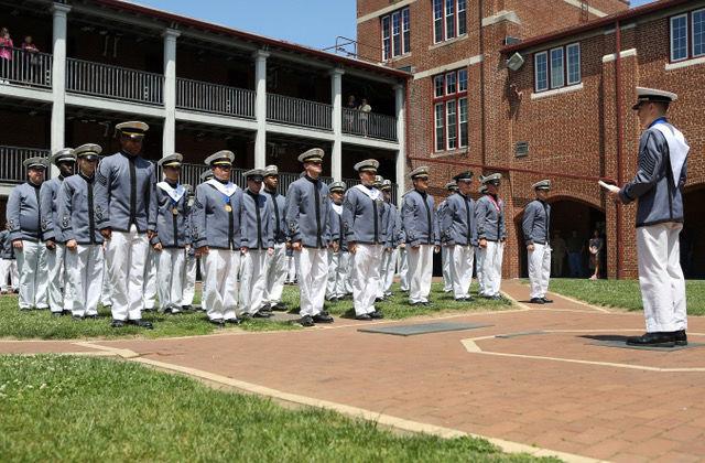 senior formation