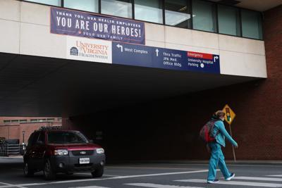 uva health employee banner