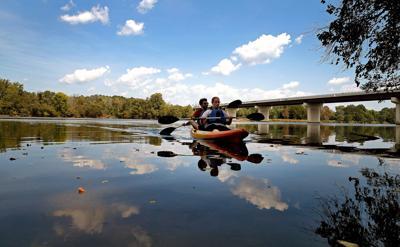 James River report