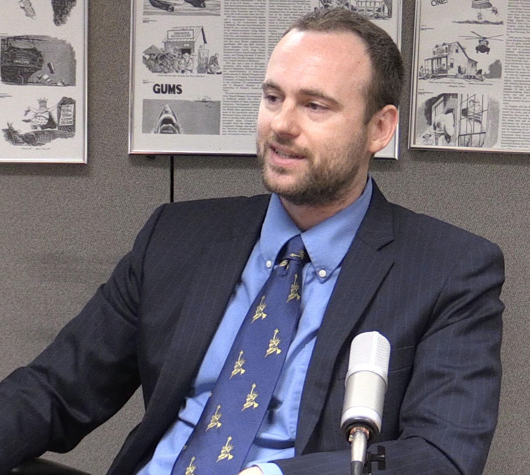 Cliff Hyra, Libertarian candidate for governor