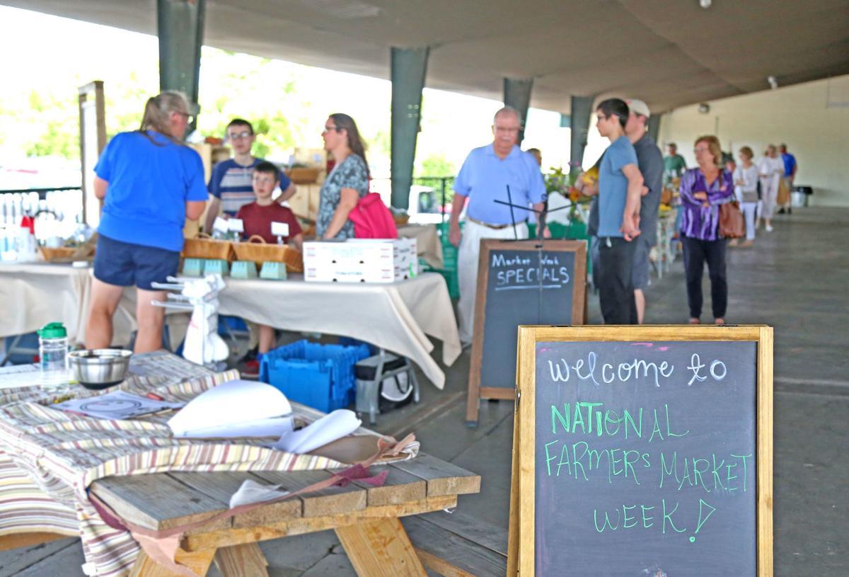 North Augusta Farmers Market