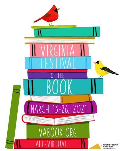 Virginia Festival of the Book logo 2021