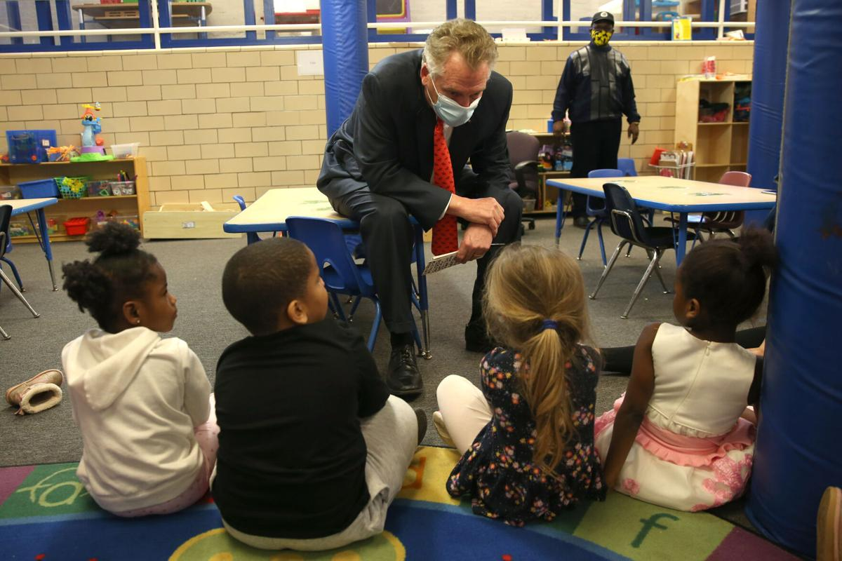 McAuliffe at Jefferson School City Center