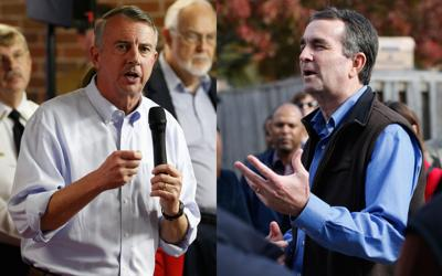 The Virginia governor's race has national relevance