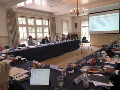 UVa Board of Visitors August retreat
