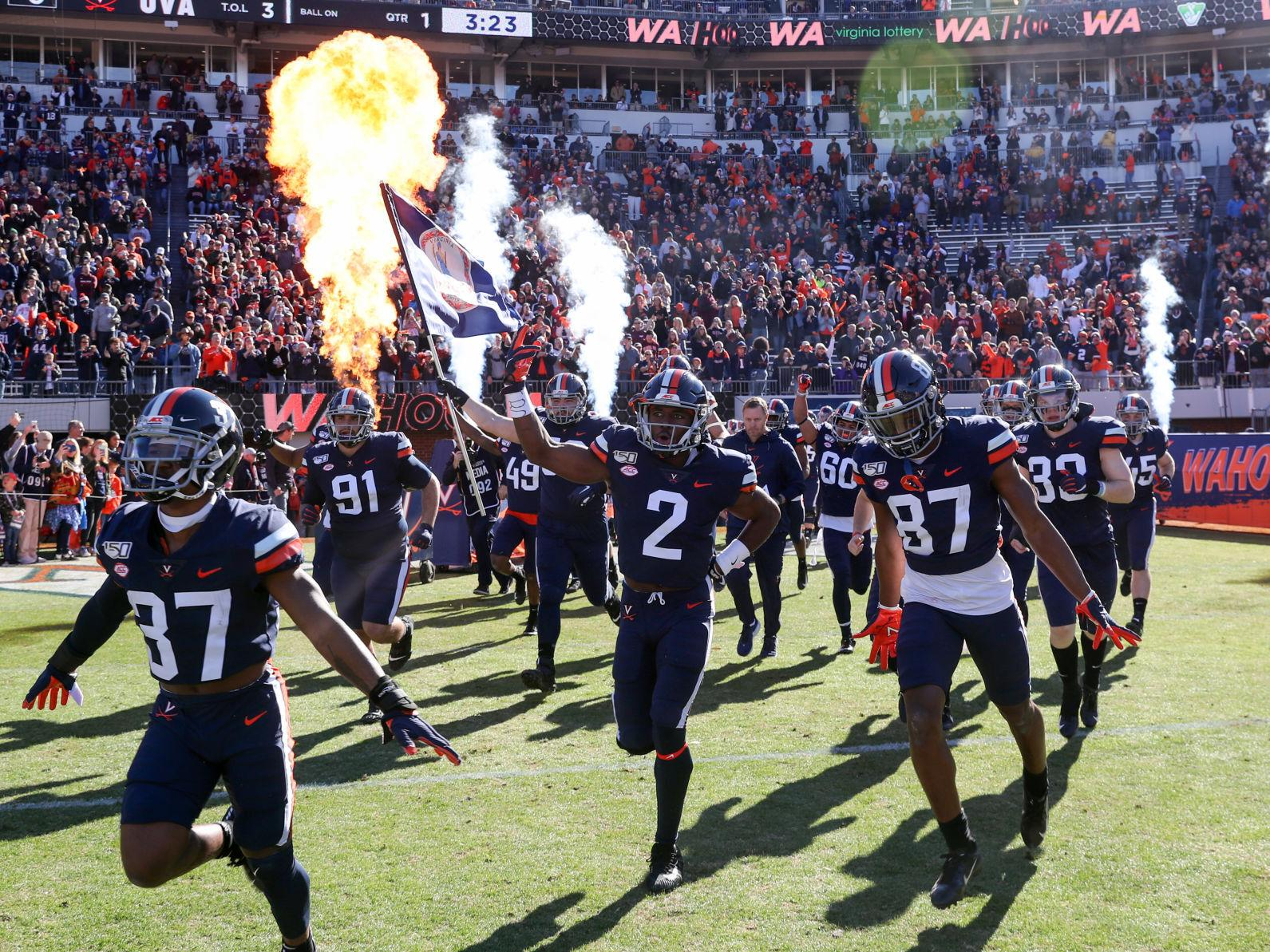 Five Takeaways From The Virginia Football Team S Revised 2020 Schedule Cavalier Insider Dailyprogress Com