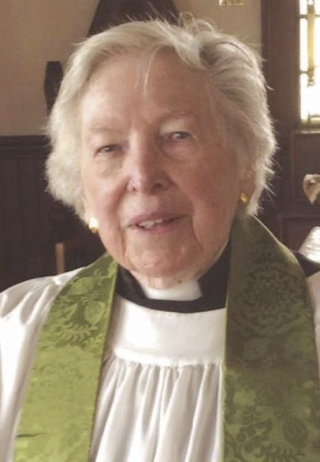 Berberich, The Reverend Gloria Carroll Kennedy