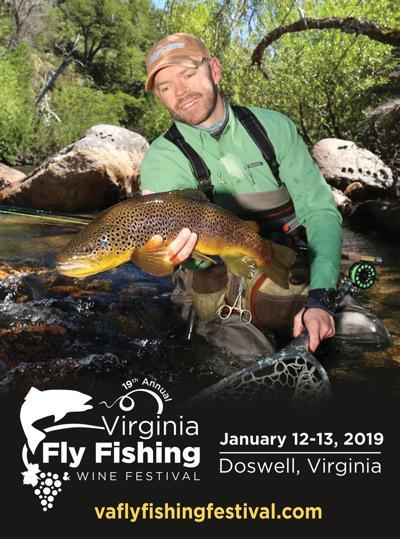 fly fishin