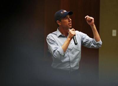 Beto O'Rourke at UVa