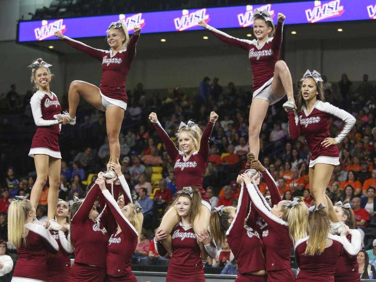 CHAMPIONS: Stuarts Draft wins state cheer title