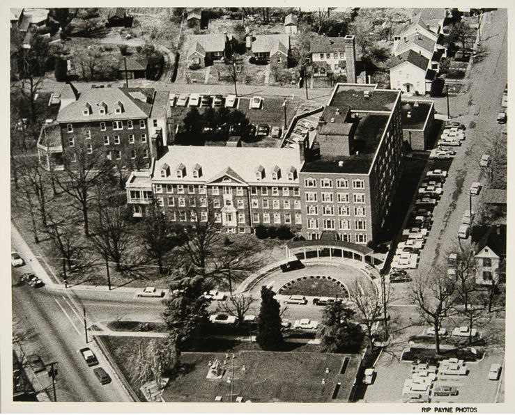 Sentara Martha Jefferson Hospital (1903) | History Project