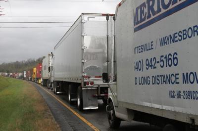 I-64 wreck ties up traffic for hours | News | dailyprogress com