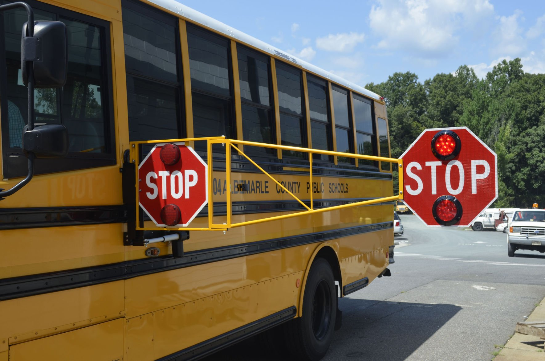 Drivers reminded that school buses will be on the road soon