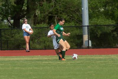 Monroe girls soccer v James Monroe