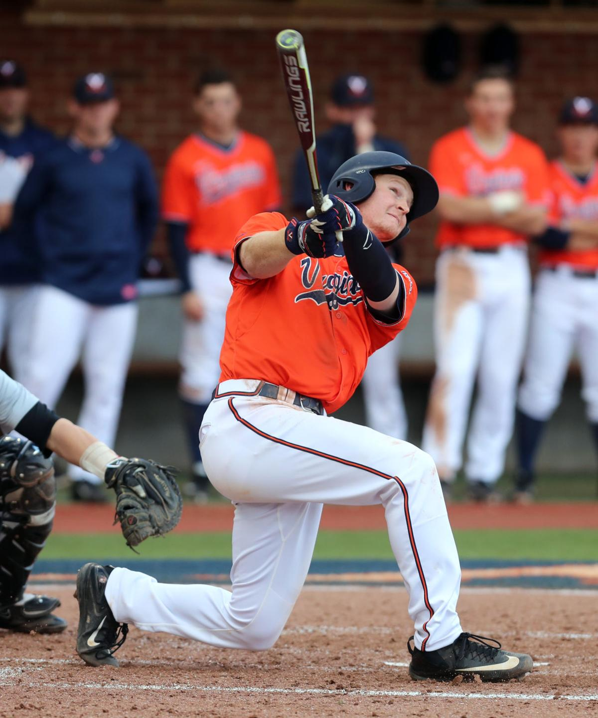 UVa Continues Hot Hitting Start In Rout Of Rutgers