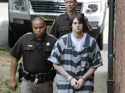 George Huguely sentencing