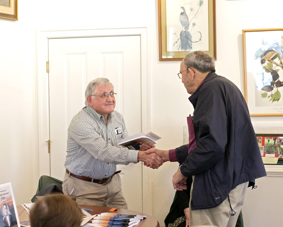 Remembering a Blue Ridge Mountain Father