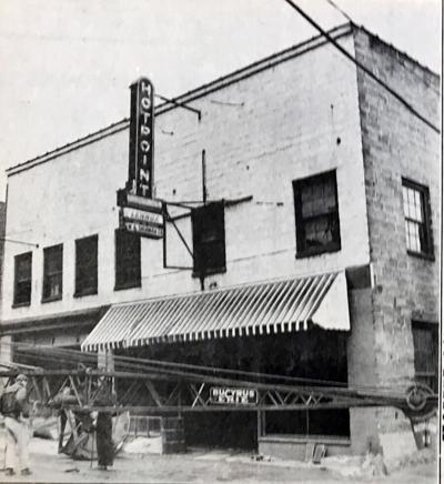 IHBNR: April 1, 1971 (old W.A. Sherman building)