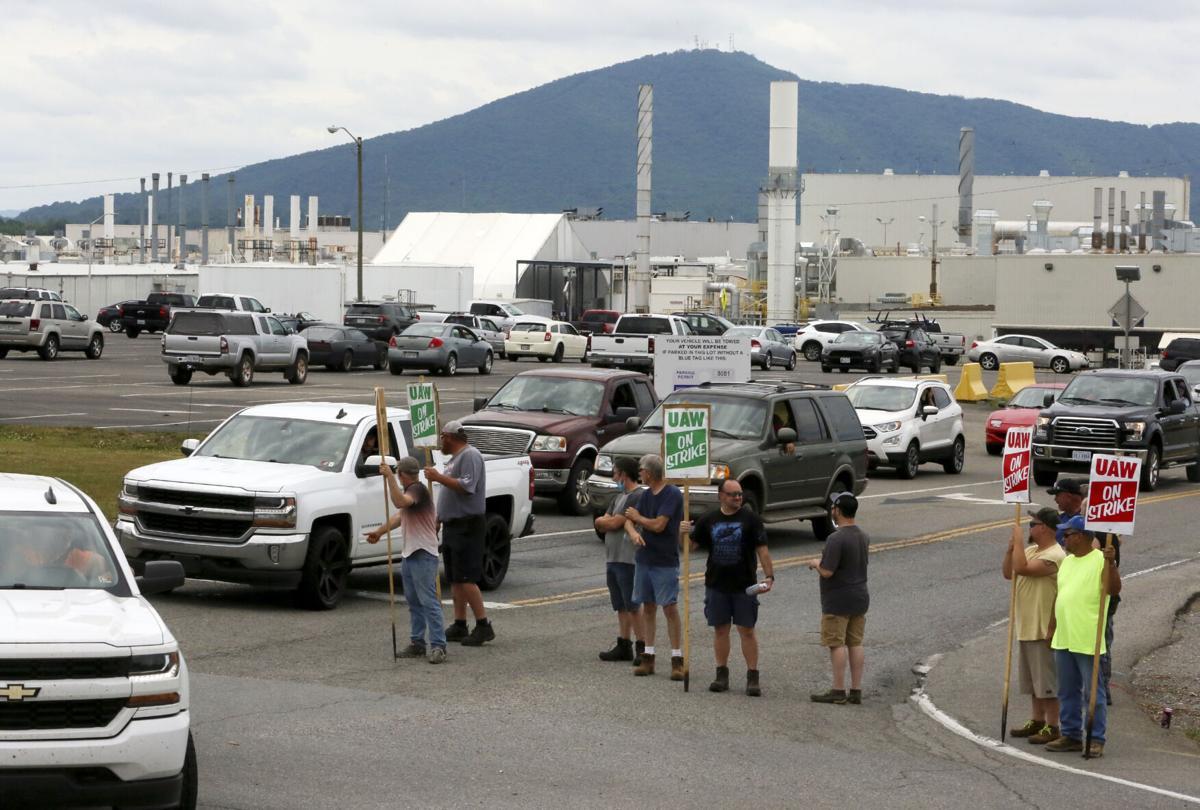 Strike at Volvo plant in Dublin