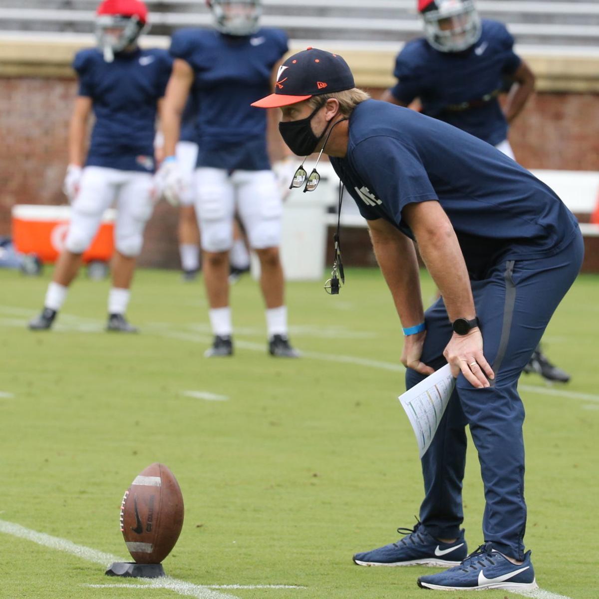 Mendenhall Virginia Will Likely Open Football Season At Virginia Tech Sports Dailyprogress Com