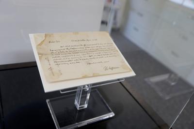 Jefferson letter