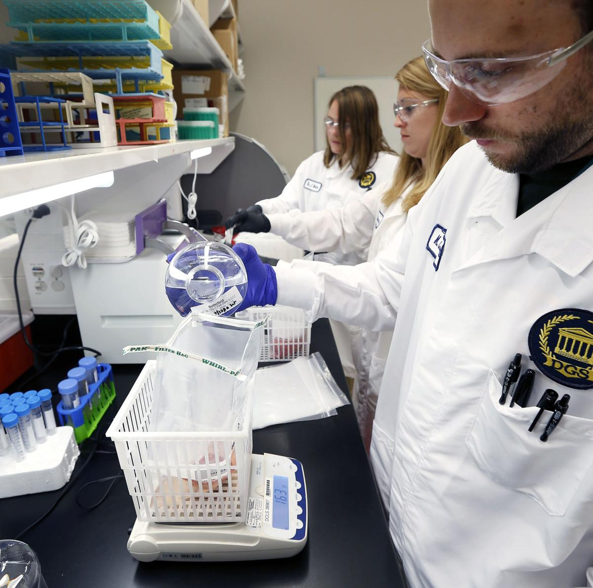 Virginia lab testing DNC food for contamination | State ...