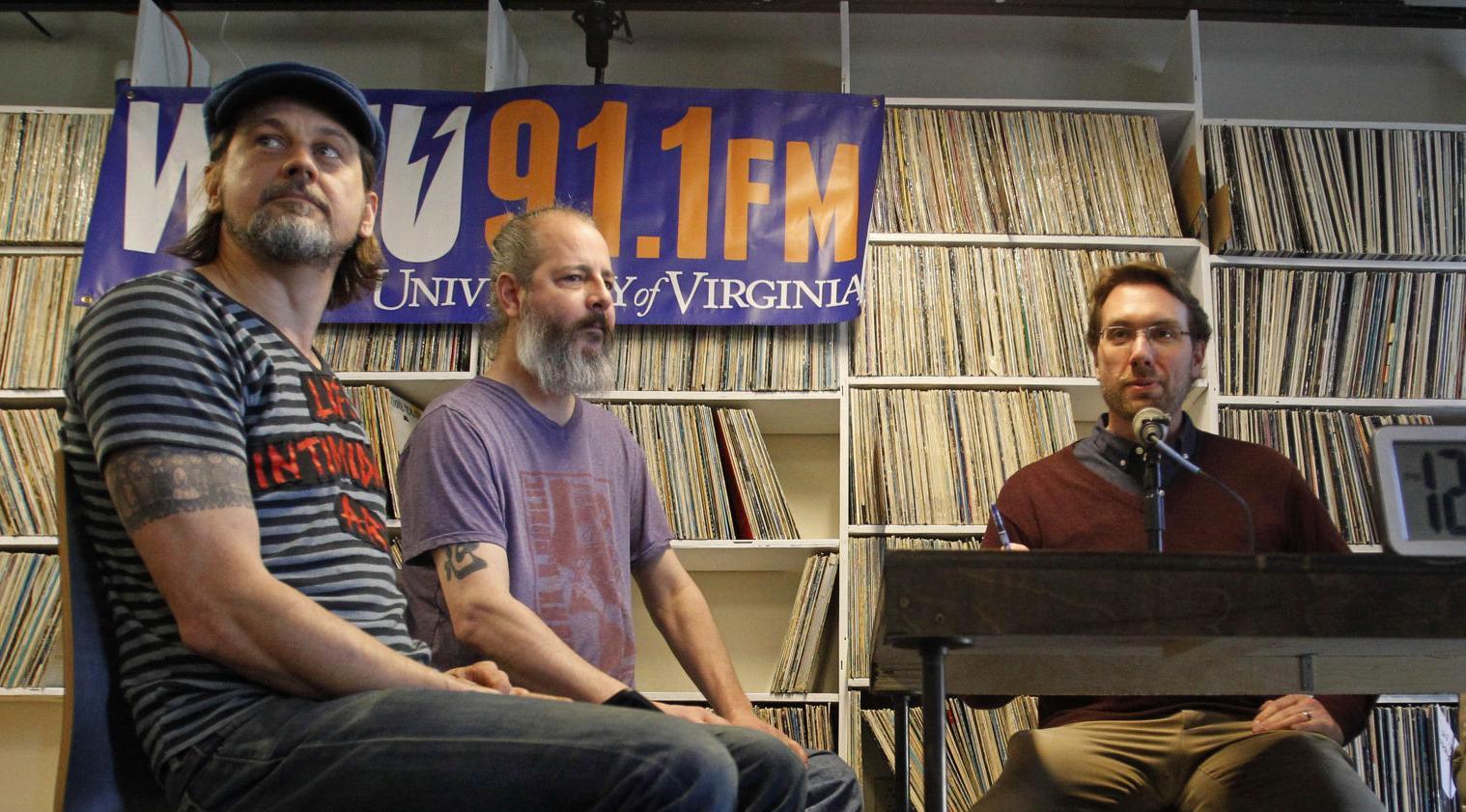 Spinning records: 82 DJs celebrate new WTJU studio