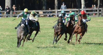 The 85th running of the Montpelier Hunt Races